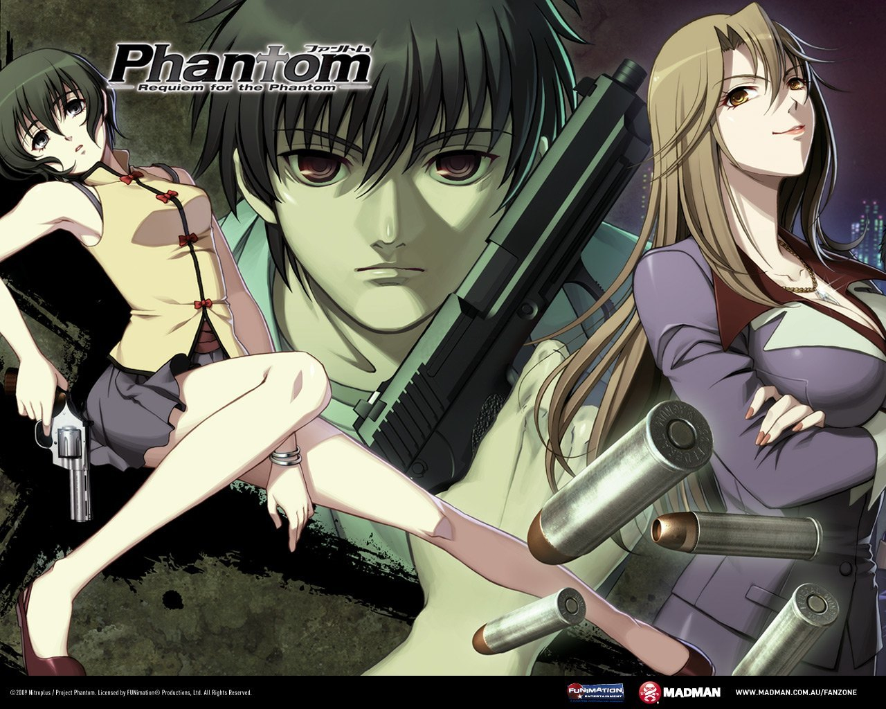 虚淵玄の原点【Phantom~Requiem for the Phantom~】を語る!原点はハリウッド?